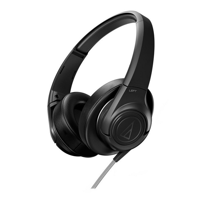 Гарнитура Audio-Technica ATH-AX3iS BK