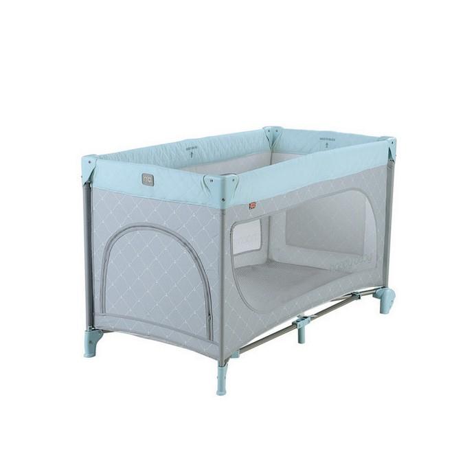 Манеж-кровать Happy Baby Martin gray 2015