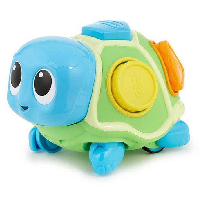 Игрушка Little Tikes Ползающая черепаха-сортер (638497)