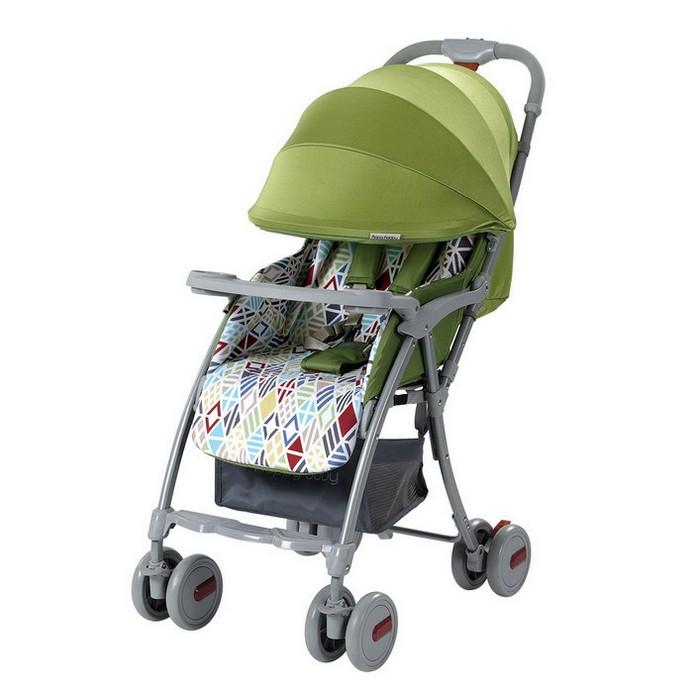 Прогулочная коляска Happy Baby Yoko Green