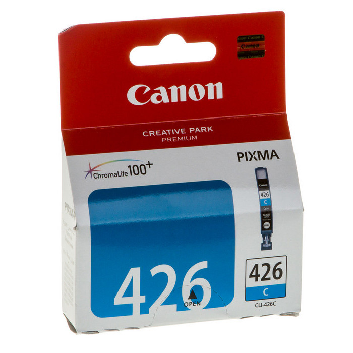 Картридж Canon CLI-426C Cyan