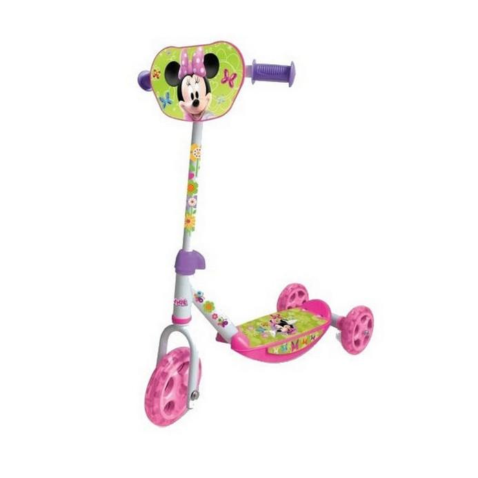 Самокат Smoby Minnie Mouse