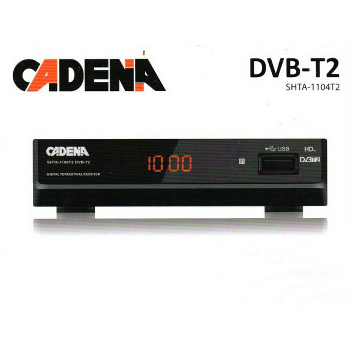 Ресивер Cadena SHTA-1104T2