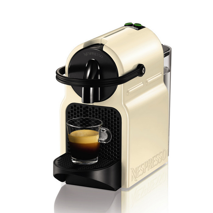 Капсульная кофеварка DeLonghi EN80 Cream-White