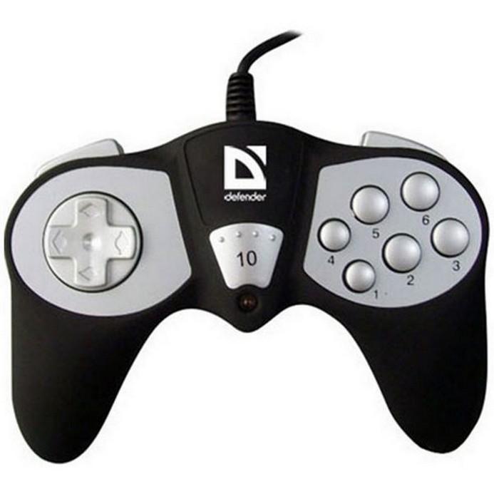 Геймпад Defender беспроводной Game Racer