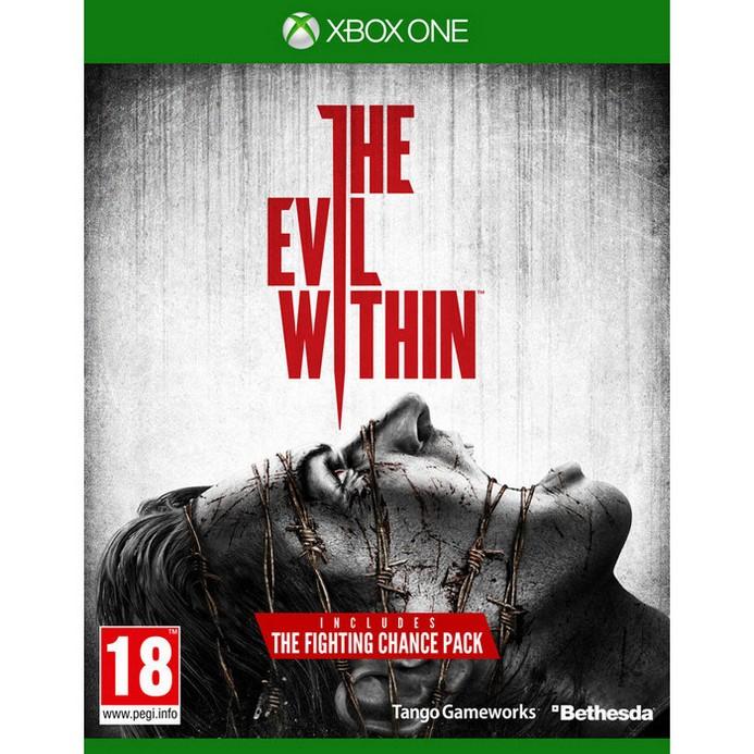 Игра для Xbox One Bethesda Softworks The Evil Within (русские субтитры)