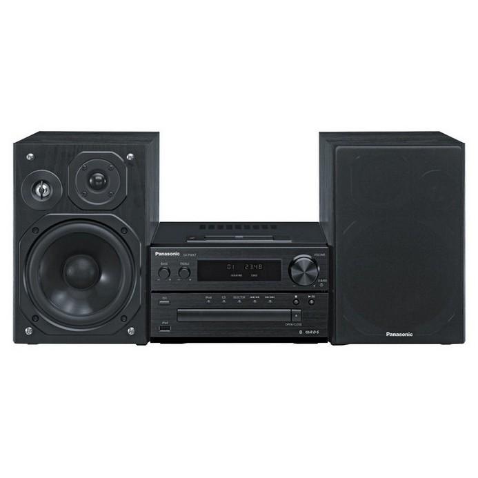 Музыкальный центр Panasonic SC-PMX7EE-K