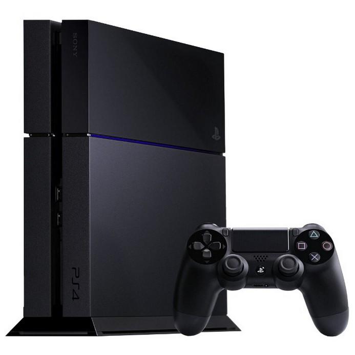 Игровая приставка Sony PlayStation 4 500GB (CUH-1208A)