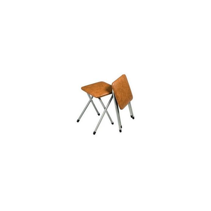 Табурет Мегаэлатон Палермо-М светло-коричневый