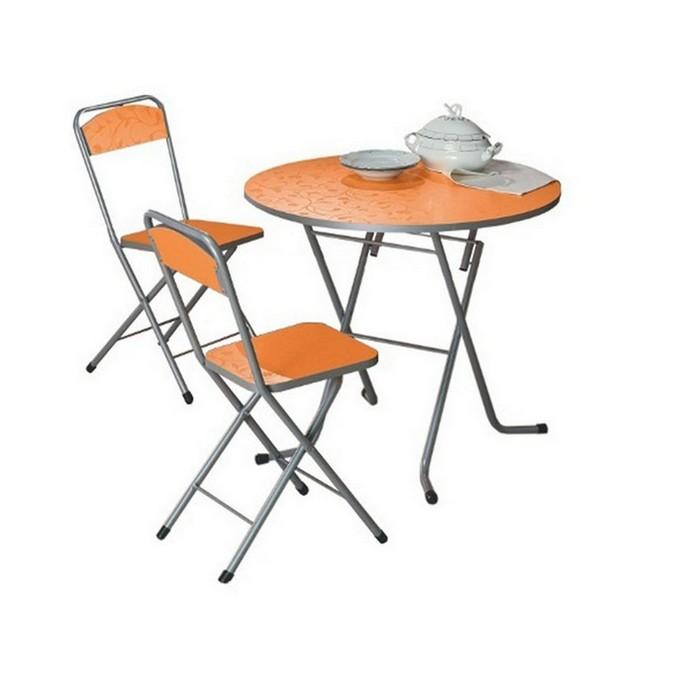 Стол обеденный Мегаэлатон Мадрид Фантазия овальный манго