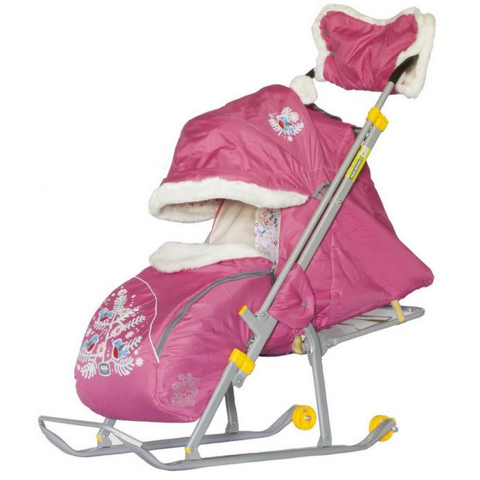 Санки-коляска Nika Kids Ника Детям 6
