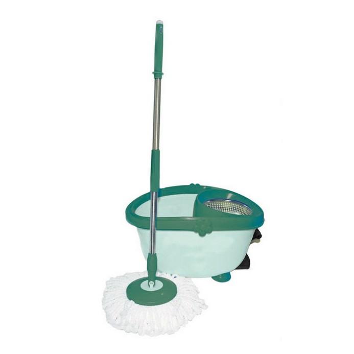 Набор для уборки Green line швабра+ведро 16.5л