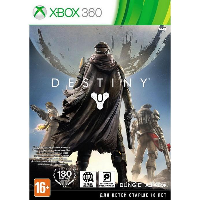 Игра для Xbox 360 Activision Destiny (русская документация)