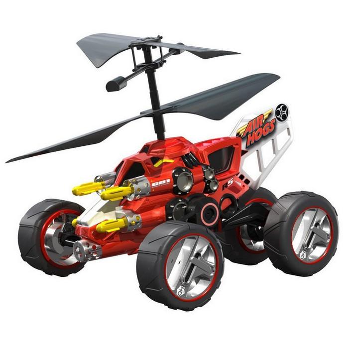 Радиоуправляемый вертолет Air Hogs Машина-вертолет (44404)