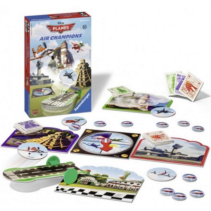Настольная игра Ravensburger Самолеты: воздушные чемпионы (21096)