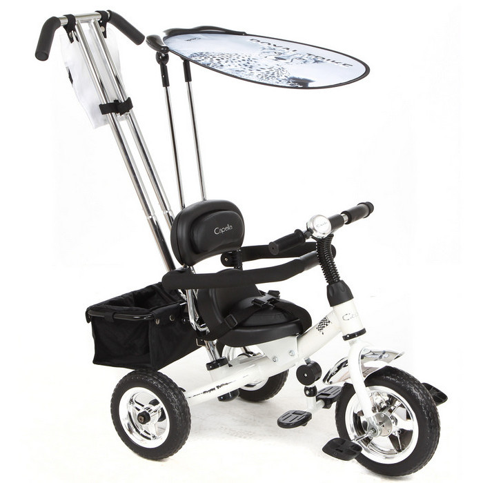 Велосипед Capella Royal Trike white