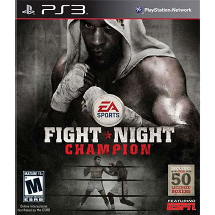 Игра для PS3 1С-SoftClub Fight Night Champion (PS3)
