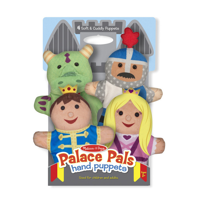 Кукла Melissa&Doug На руку- замок