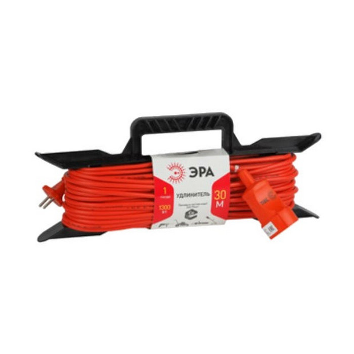 Удлинитель ЭРА UF-1-2x0.75-30m