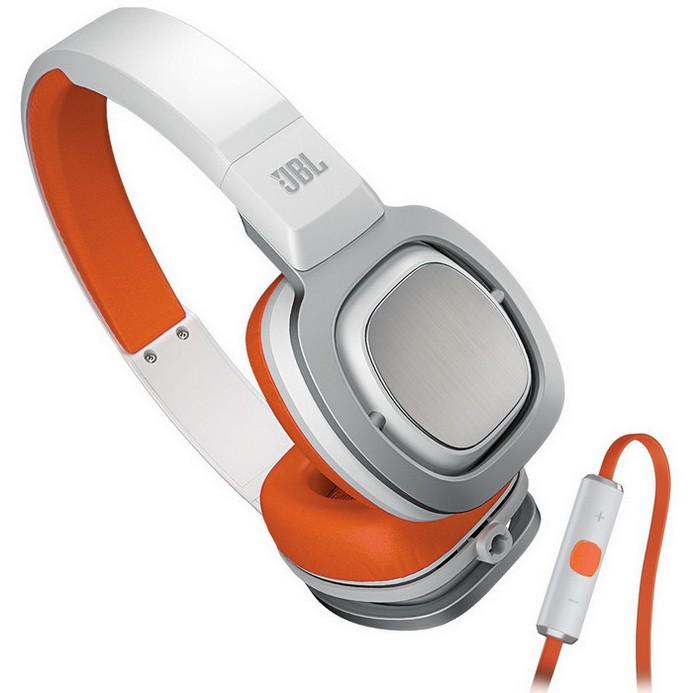 Гарнитура JBL J55i White/Orange