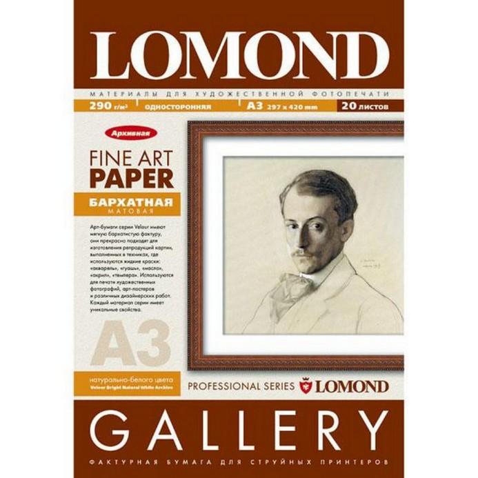 Фотобумага Lomond 911332