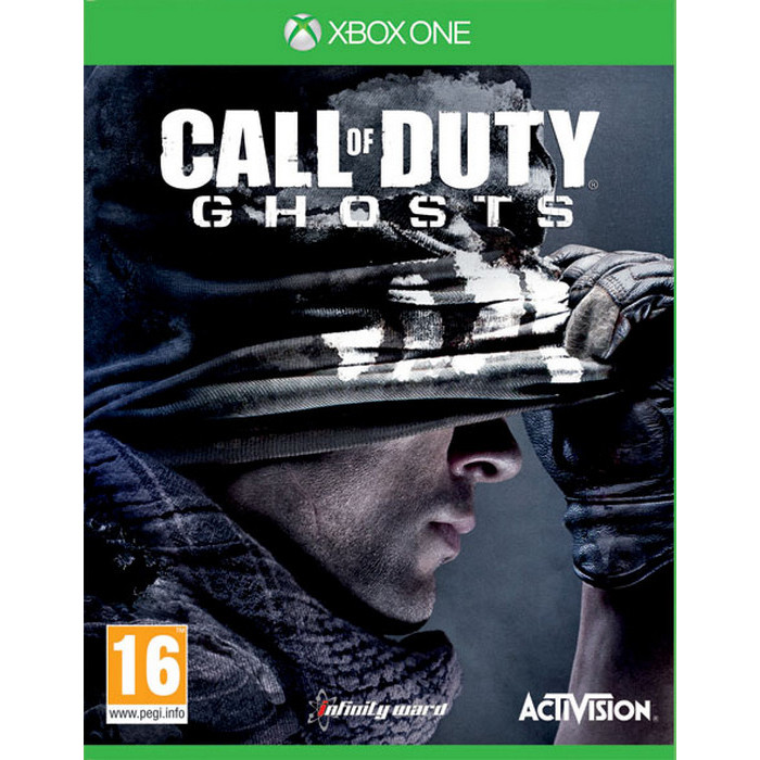 Игра для Xbox One Activision Call of Duty Ghosts (русская версия)