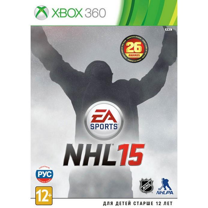 Игра для Xbox 360 Electronic Arts NHL15 (русские субтитры)