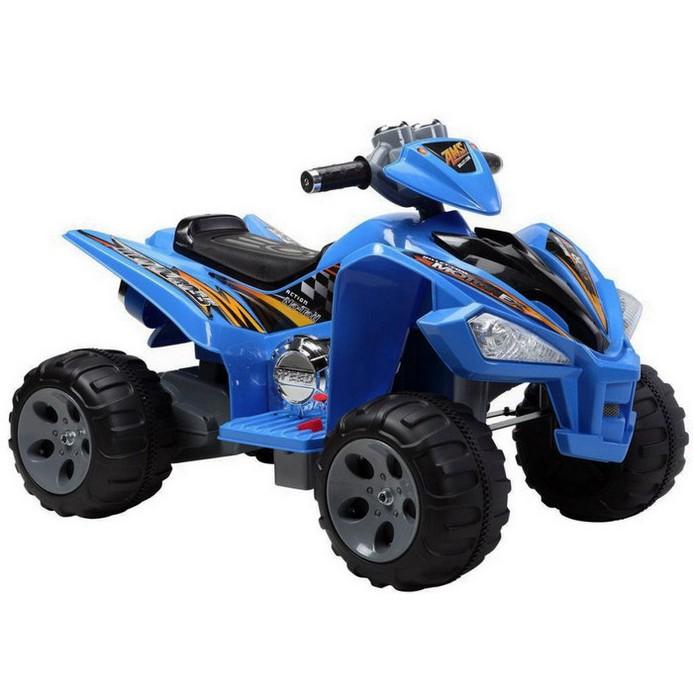 Квадроцикл Weikesi JS007 (голубой)