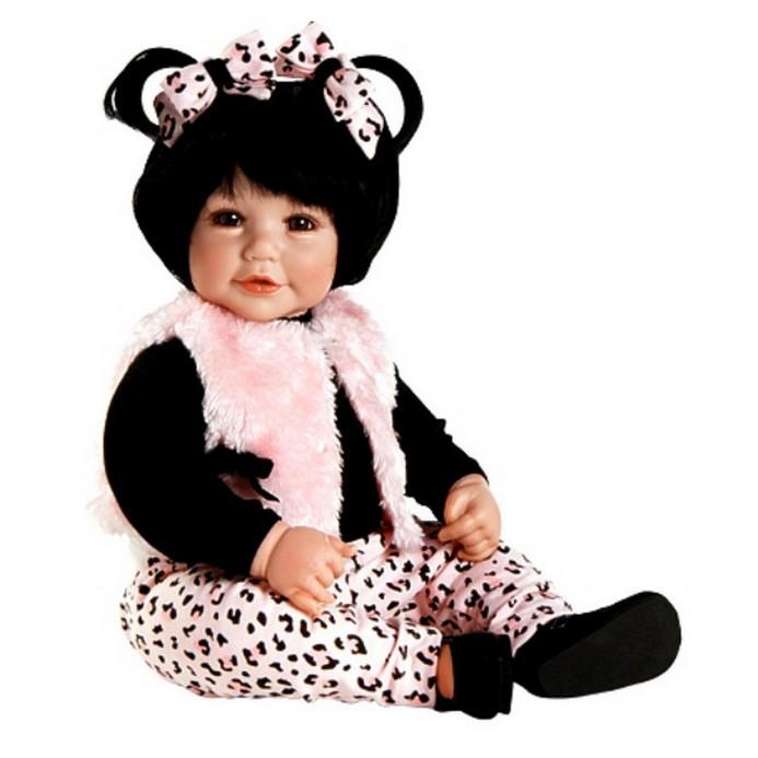 Кукла Adora inc. Леопард-счастливчик 20