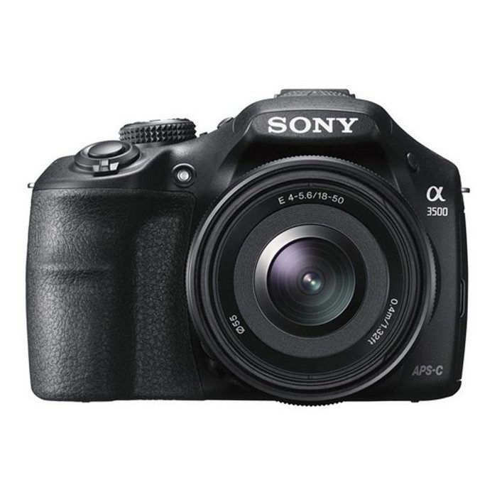 Системный фотоаппарат Sony Alpha A3500 Kit (E 18-50)