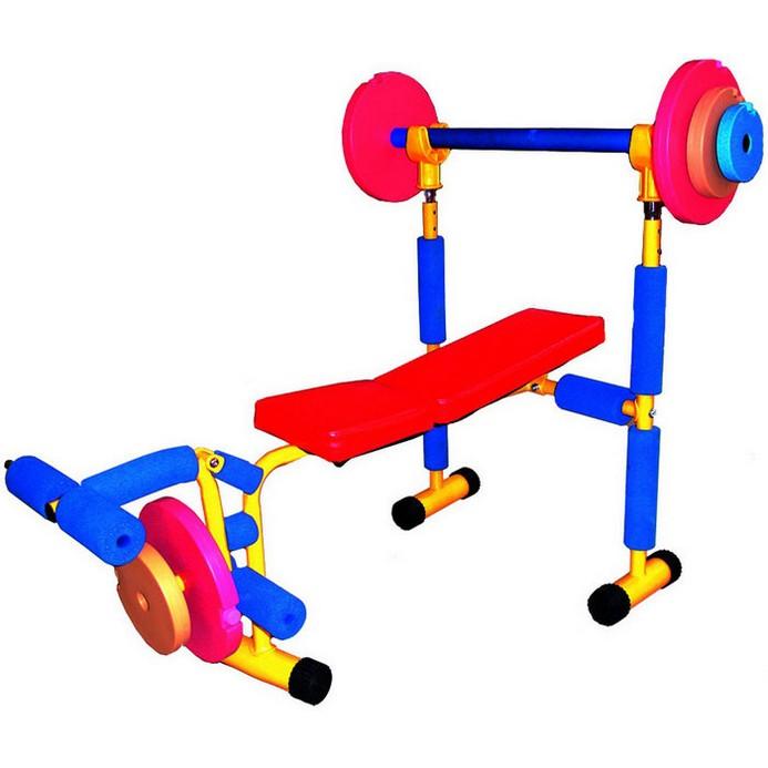 Силовой тренажер Baby Gym LEM-KWB001