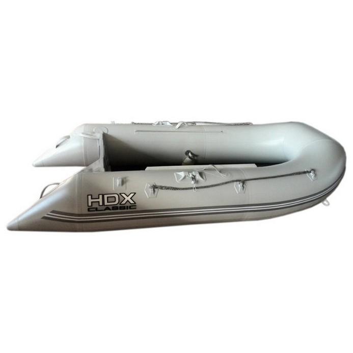 Лодка HDX CLASSIC-240 P/L Grey (67860)