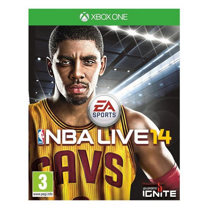 Игра для Xbox One Electronic Arts NBA Live 14 (русская документация)