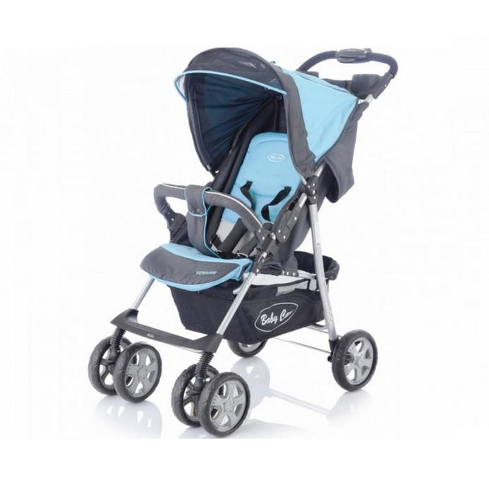 Прогулочная коляска Baby Care Voyager Blue