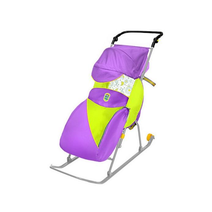 Санки-коляска Nika Kids Тимка 2 Классик