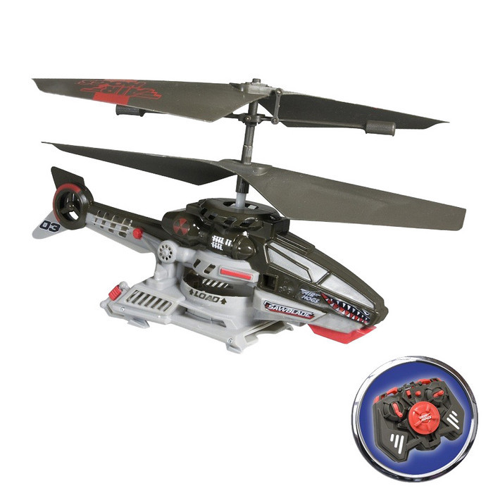 Радиоуправляемый вертолет Air Hogs Вертолет стреляющий дисками