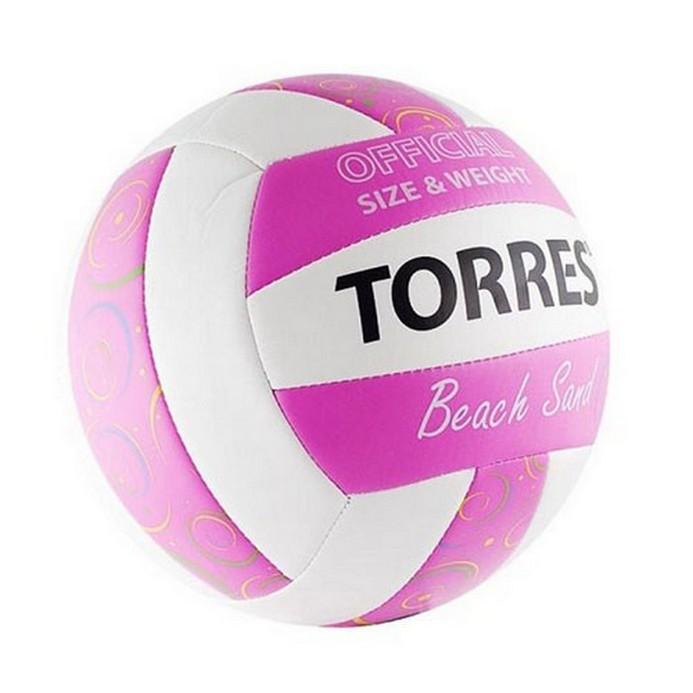 Волейбольный мяч TORRES V30085B
