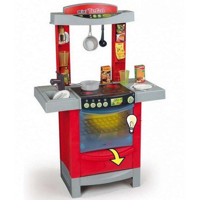 Игровой набор Smoby Tefal Cooktronic Кухня