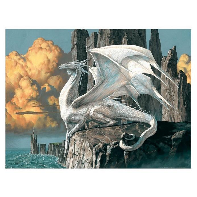 Пазл Ravensburger Белый дракон (15696)