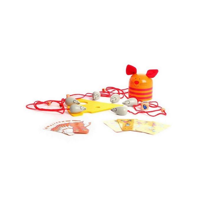 Игра Bondibon Кошка и мышки
