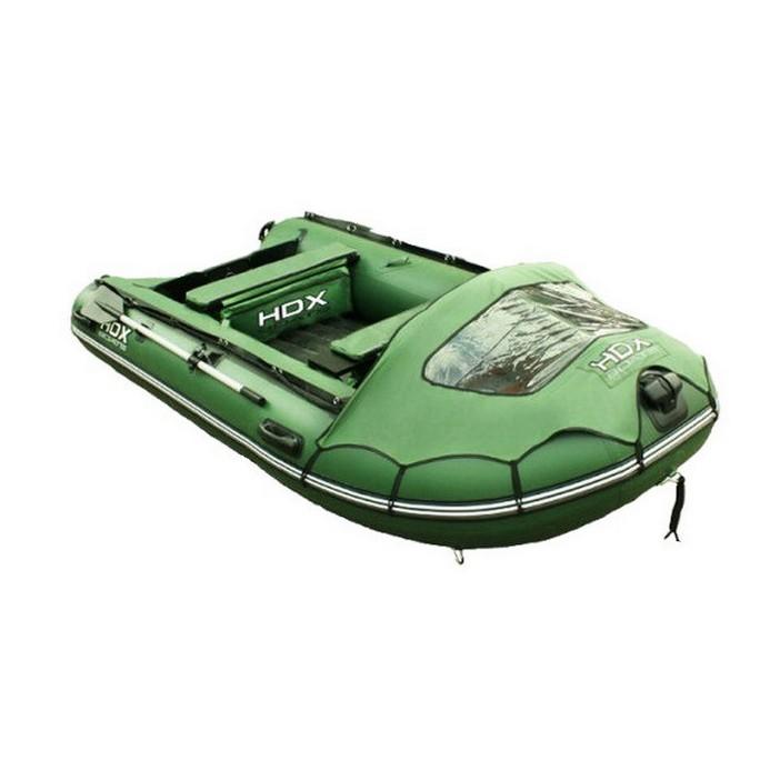 Лодка HDX Helium 300 AirDek зелен.