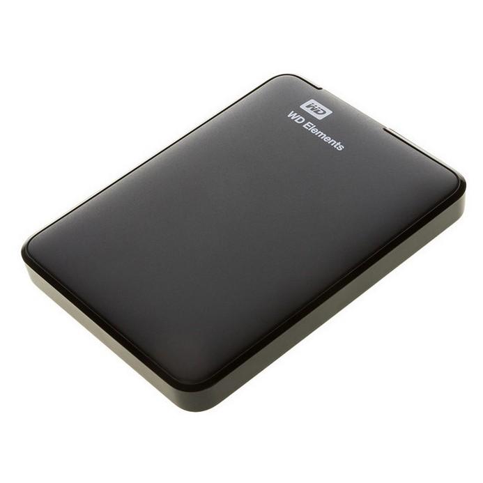 Внешний жесткий диск Western Digital Elements Portable 2.5