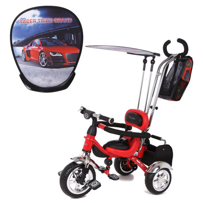Велосипед Capella Racer Trike Grand red/c