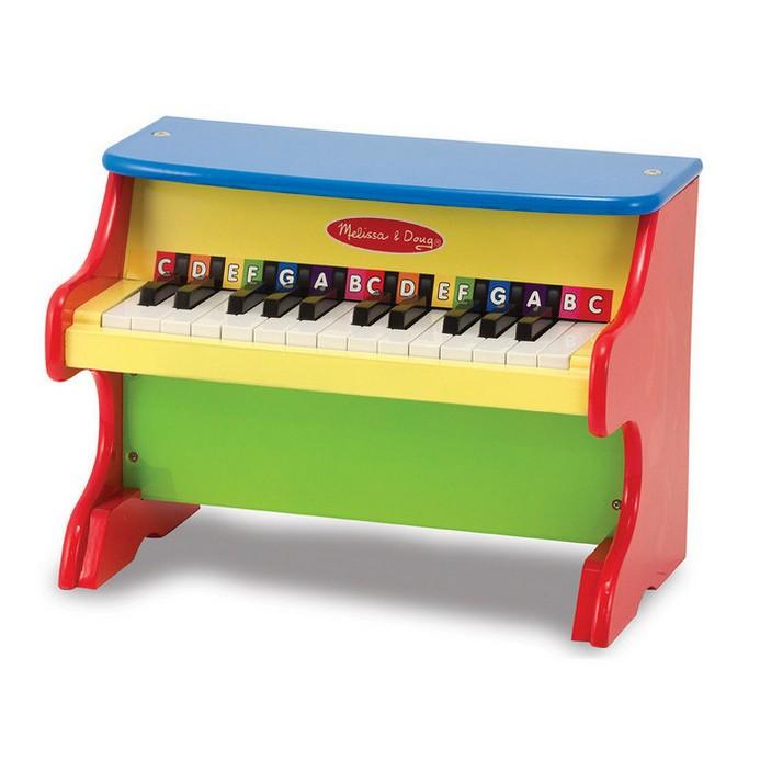 Музыкальная игрушка Melissa&Doug Учимся играть