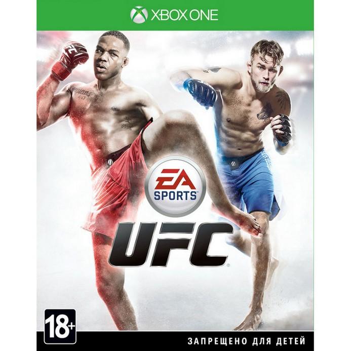 Игра для Xbox One Electronic Arts UFC (английская версия)