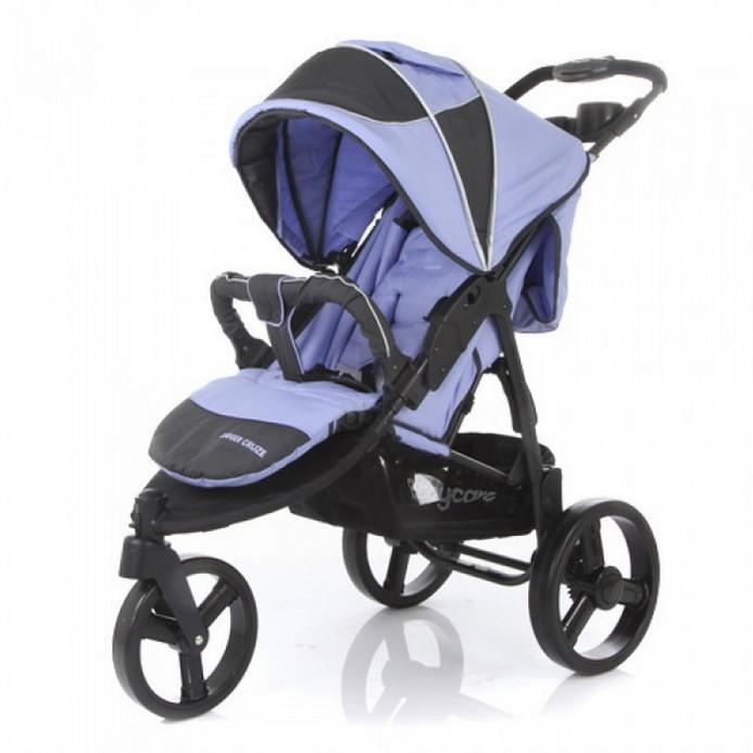 Прогулочная коляска Baby Care Jogger Cruze Violet
