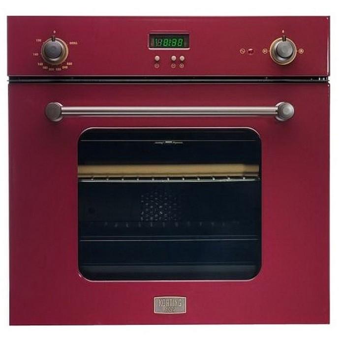 Встраиваемый газовый духовой шкаф Korting OGG 1052 CRR