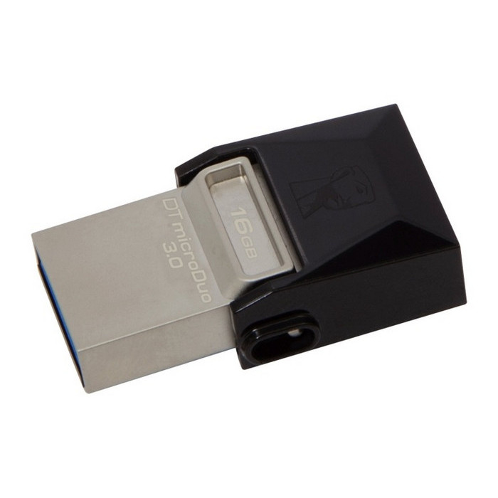 USB-флешка Kingston DataTraveler microDUO OTG 16Гб