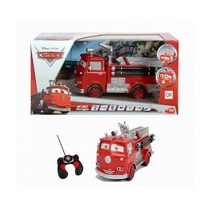 Радиоуправляемая машинка Dickie Toys Пожарная с движ. глазами