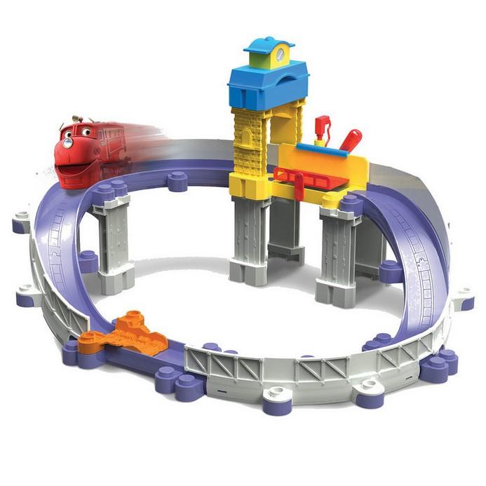 Игровой набор Chuggington Ремонтная станция (LC54226)